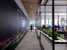 UniSuper Offices - Melbourne - Office Snapshots