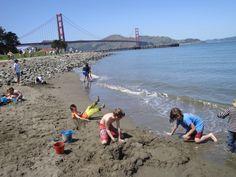 San Francisco with Kids: Exploring the Presidio