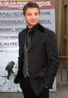 'The Hurt Locker' Premiere Photos: 'The Hurt Locker' Premiere Photo: Jeremy Renner