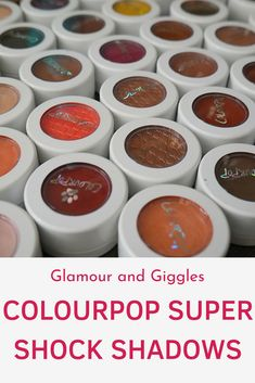 ColourPop Super Shoc