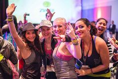 How To Rock Your First Zumba Convention!