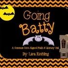 It's time to go batty with this fun and educational unit on bats!! This unit is aligned with several common core standards across many grade levels...
