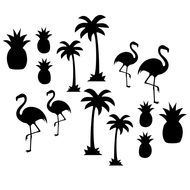 Free Tropical Flowers SVG Cut File SVG cut files for the Silhouette Cameo and Cricut. Craftables: Fast shipping, responsive customer service, and quality products Machine Silhouette Portrait, Silhouette Machine, Silhouette Files, Cricut Fonts, Svg Files For Cricut, Image Svg, Flower Svg, Cricut Explore Air, Stickers