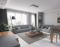 """Check out new work on my @Behance portfolio: """"An interior visualization work in SketchUp+Vray."""" http://be.net/gallery/49449381/An-interior-visualization-work-in-SketchUpVray"""