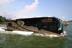 amphibious-RV, crazy!