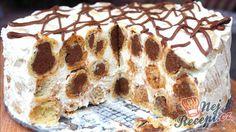 Famózní smetanový dort s Eclair kuličkami
