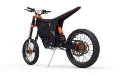 KTM Delta electric motorcycle concept  , - ,   KTM Delta is an ...