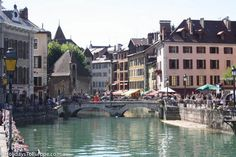 Holidays to Europe - European Travel Specialists - A weekend to remember in Annecy, France
