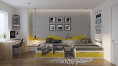 Grey-based palettes are wonderfully flexible. They can reflect cool hues or warm, they can adapt to industrial interiors or smooth modern styles, they can be a