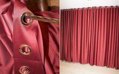 Как установить люверсы на шторы (Шитье и крой) | Журнал Вдохновение Рукодельницы