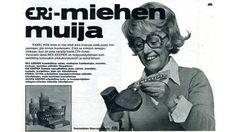 Old Advertisements, Advertising, Prince Caspian, Teenage Years, Black And White Pictures, Old Toys, Vintage Ads, Some Fun, Finland