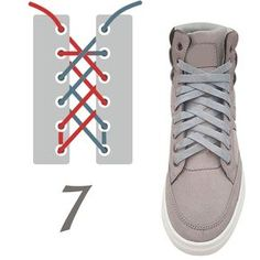 Looks amazing and works😊 Tie Shoes, Sock Shoes, Shoe Boots, Ways To Lace Shoes, Sneakers Fashion, Fashion Shoes, Diy Fashion, Mens Fashion, Style Masculin