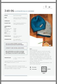 Knitted Hats, Crochet Hats, Hue, Diy And Crafts, Winter Hats, Knitting Ideas, Paradise, Hobbies, Patterns