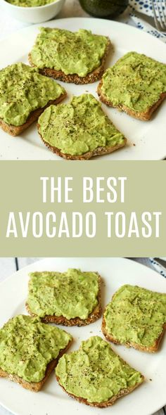 The Best Avocado Toast &; Loving It Vegan The Best Avocado Toast &; Loving It Vegan Meli Maus melanieuschmann Snacks The most perfectly simple avocado toast recipe. Avocado Toast Healthy, Healthy Desayunos, Simple Avocado Toast, Avocado Breakfast, Best Breakfast, Breakfast Recipes, Breakfast Ideas, Breakfast Healthy, Avacado Toast