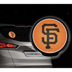 San Francisco Giants Mlb Power Decal