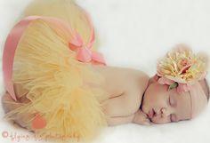 Newborn photography - Newborn Poses newborn session #photography #tutu #baby #portraits Find us on FB http://www.facebook.com/flyingfigphotography