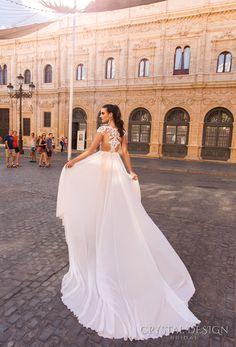 crystal design 2017 bridal cap sleeves keyhole sweetheart neckline heavily embellished bodice lace ivory mini skirt above the knee short wedding dress a  line overskrt rasor back (arrian) bv