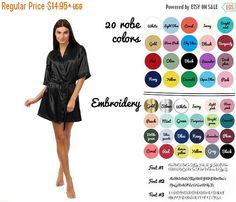 12 Best bridemaids robes images  c30ff9549