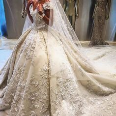 Let your wedding dress be a reflection of your personality and style #wedding #weddingdress #custommade