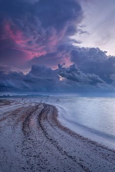 ~~Evening Storm ~ monsoon storm developing offshore, Trang, South Thailand by Chaluntorn Preeyasombat~~