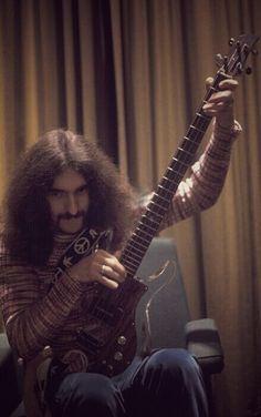 Geezer Butler, 1972