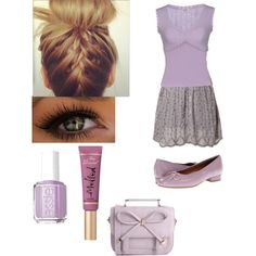 """Sang Sorenson/Purple For Dr. Green."" by wild-dreamer01 on Polyvore. Made this on Polyvore."