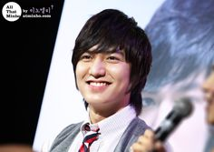 Lee Min Ho, 20091024, Etude event in Singapore.