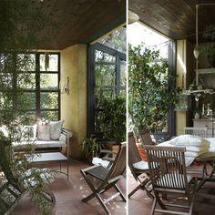Giardino d 39 inverno giardino d 39 inverno verande pinterest for Piani di casa con giardino d inverno