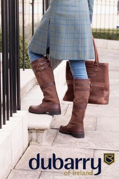 Perfect #Dubarry Birr #Leather Tote #Bag for a days shopping at #ShipleyShops!