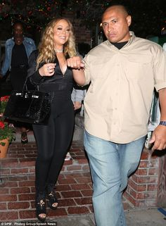 Black #Cosmopolitan Mariah Carey denies man's claim about her bodyguard   #IDonT, #IslandRecordsArtists, #JustinBieber, #MariahCarey, #Music, #OralLiterature, #PopBallads, #VocalMusic         A man recently claimed one of her bodyguards left him injured after he attempted to take a selfie with her. And Mariah Carey responded to the incident when she was asked about itwhile leaving the restaurant The Ivy on Saturday night in West Hollywood. 'I don't think tha