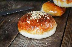 Home made sandwich buns