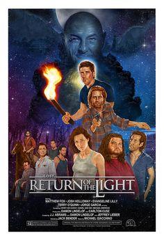 lost: return of the light   Lost Episode VI