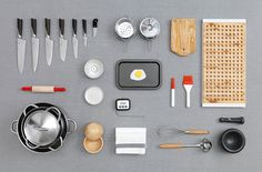 Photographs from the Ikea cookbook 'Hembakat Är Bäst' which were taken by photographer Carl Kleiner and styled by Evelina Bratell.