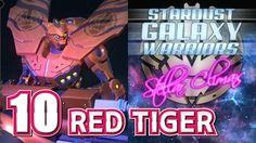 [20] Stardust Galaxy Warriors: Stellar Climax RED TIGER 10  スターダスト ギャラクシ...