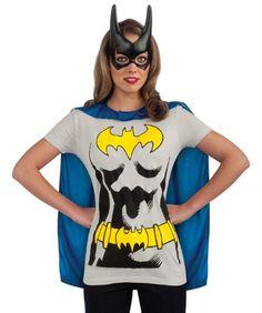 Womens Batgirl T-Shirt #TShirts #CustomShirts #BandTees