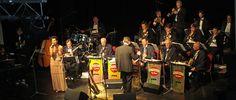 Andreas Pasternack gestaltete einen Abend mit seiner Big Band | 2013 | haus neuer medien