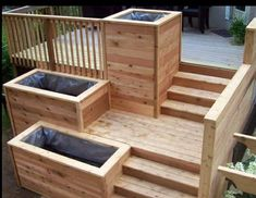 1000+ ideas about deck railing planters on pinterest | railing  deck flower box ideas Latest deck flower box ideas
