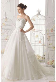 Vestidos de noiva Aire Barcelona 170 Orian 2014