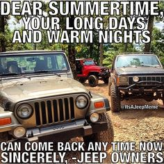 Tag a friend!  This is a photo of me and my friends @becausejeep @jeeprubi03 #Padgram