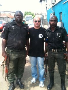LAgos is a security place