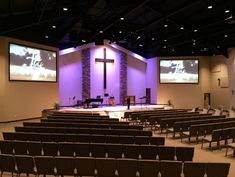 redeemer church leans on ashly - Small Church Sanctuary Design Ideas
