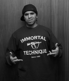 Today in Hip Hop History:Felipe Coronel better known as Immortal Technique was born February 19, 1978
