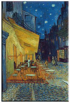 Das berühmte Gemälde von van Gogh als Leinwanddruck für ihr zu Hause.  Artikeldetails:  Dekoratives Leinwandbild, In zwei Größen erhältlich,  Material/Qualität:  100% Baumwolle,  Wissenswertes:  Hochwertiger Leinwanddruck auf Canvas-Baumwolle, wird fertig bespannt geliefert,  ...
