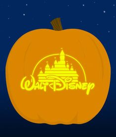 The Disney Logo - submitted by Pandarosita 18 Insanely Clever Pop Culture Stencils To Up Your Pumpkin Carving Game Pumpkin Carving Games, Disney Pumpkin Carving, Amazing Pumpkin Carving, Pumpkin Carving Patterns, Halloween Labels, Halloween Crafts, Halloween Decorations, Halloween Costumes, Halloween Ideas