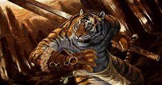 Felinian – A Cat-Like Race for D&D 5th Edition | Daemons & Deathrays