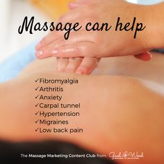 Free Massage Business Classes, Packages and Training – Gael Wood Free Massage Business Classes, Packages and Training – Gael Wood,Massage Marketing Massage is healing in so many ways! Having massage marketing content ready to. Massage Quotes, Massage Tips, Massage Benefits, Massage Room, Massage Techniques, Facial Massage, Spa Quotes, Cupping Massage, Reiki