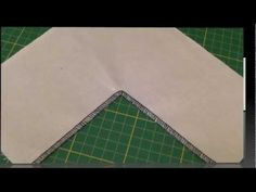Serging Inward Corners.  Learn more helpful serger / overlocker techniques with my FREE fashion sewing video tutorials, only at FashionSewingBlogTV - http://www.youtube.com/watch?v=tCNotN-xekQ#