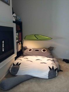 The perfect reading spot - Totoro
