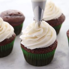 Make the best buttercream frosting recipe ever! Holds its shape for cupcakes, cakes, etc. Make the best buttercream frosting recipe ever! Holds its shape for cupcakes, cakes, etc. Cupcake Frosting Recipes, Best Buttercream Frosting, Cupcake Cakes, Marshmallow Frosting, Frosting Tips, Decorating Frosting Recipe, Professional Buttercream Frosting Recipe, Best Butter Cream Frosting Recipe, Best Frosting For Cupcakes