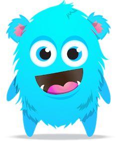 Fuentes' English Corner : Choose your favourite Avatar_Class Dojo Monsters Inc, Dojo Monsters, Cartoon Monsters, Cute Monsters, Little Monsters, Monster 1st Birthdays, Monster Birthday Parties, Monster Party, Class Dojo